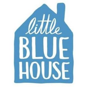 Little Blue House logo