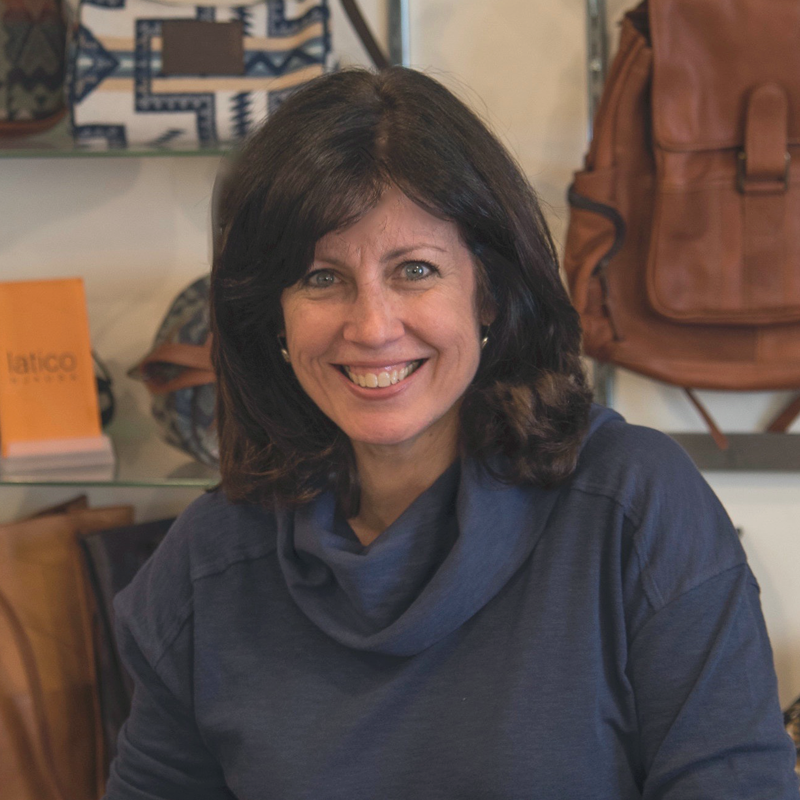 Image of Diane, sales manager at Rhinebeck Department Store