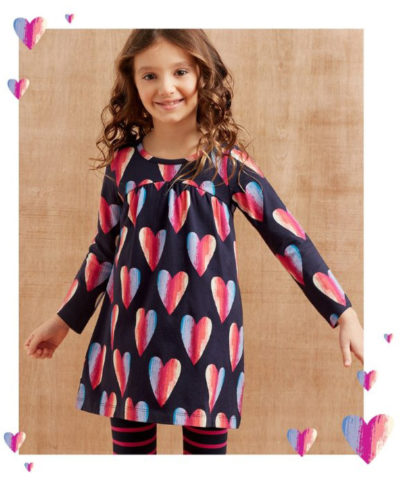 girls, girl's, dress, dresses, Hatley, clothes, clothing, colorful,