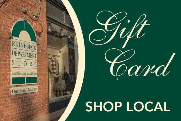 photo of Rhinebeck Department Store gif card
